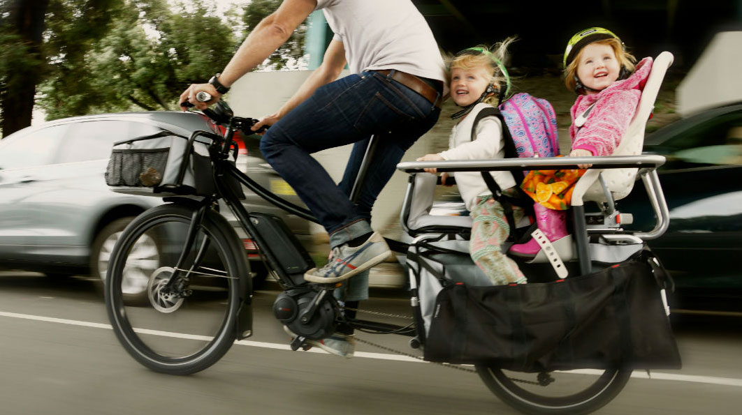 Hauling Your Kid by Bike Series: The Basics