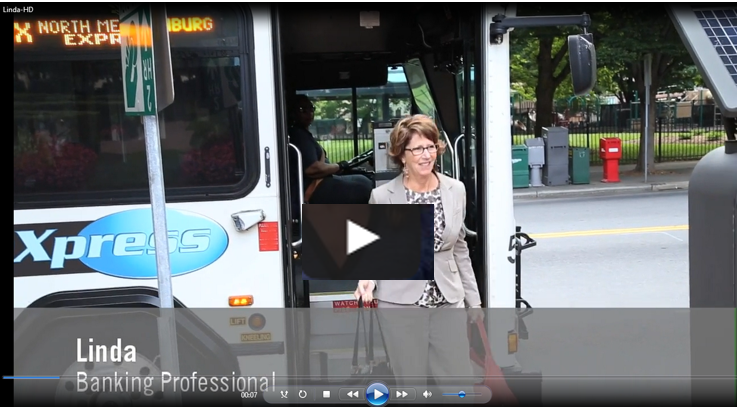 Linda's Charlotte Transit Story
