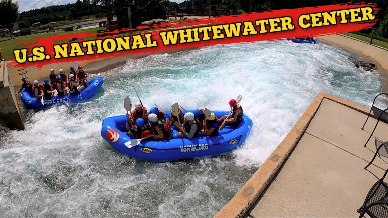 Us National Whitewater Center Move Charlotte Smarter